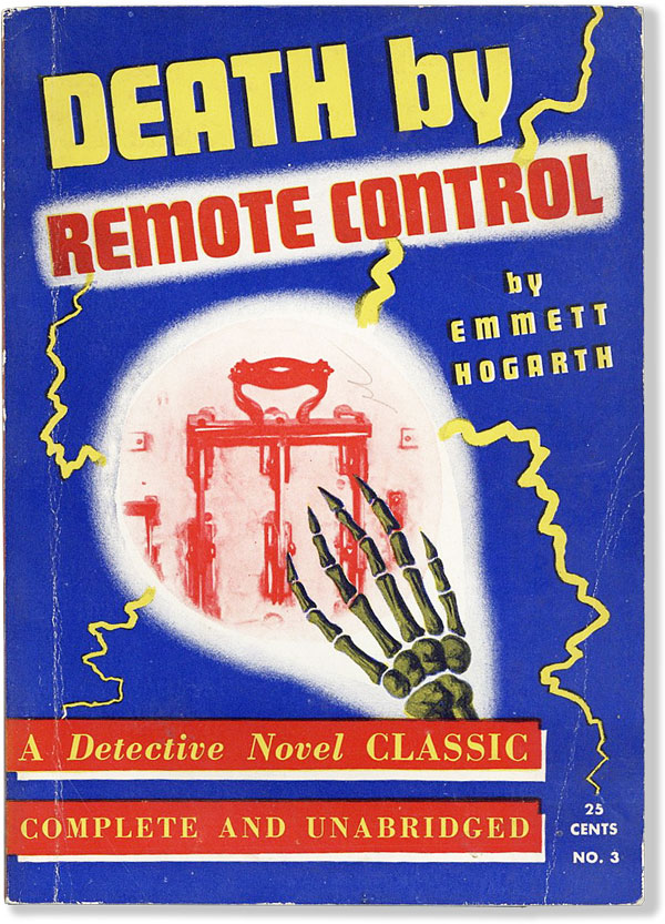 Death by Remote Control. pseud. Abraham Polonsky, Mitchell A. Wilson