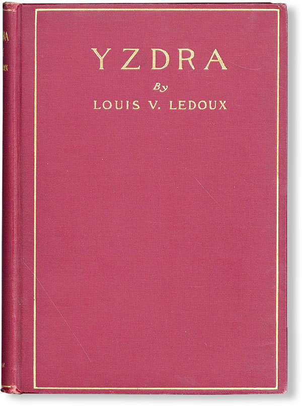 Yzdra: A Tragedy in Three Acts. Louis LEDOUX, ernon