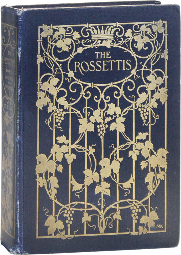 The Rossettis: Dante Gabriel and Christina. Elizabeth Luther CARY