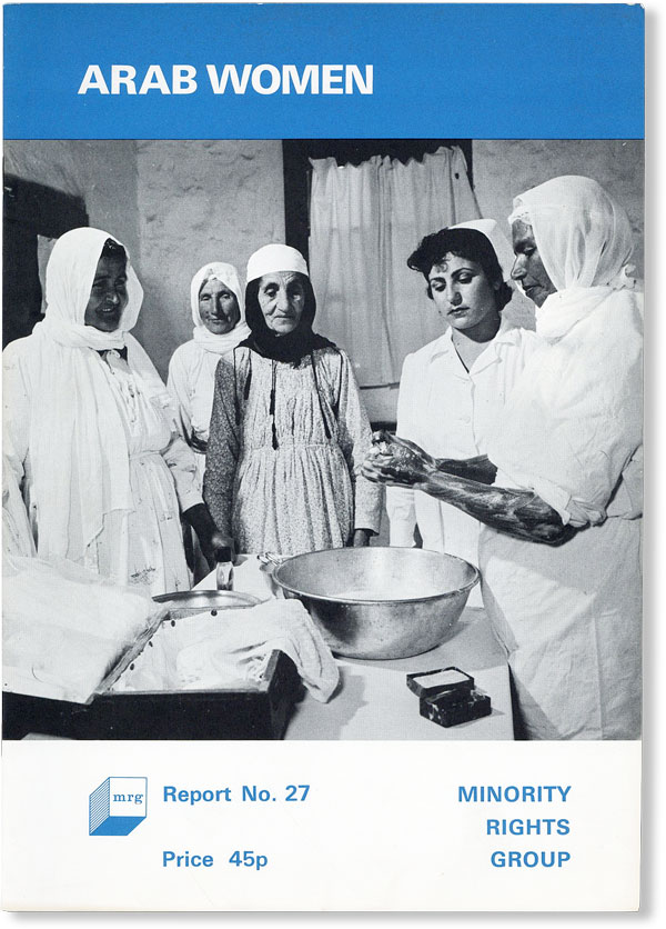 Arab Women [MRG Report No.27]. Ann DEARDEN