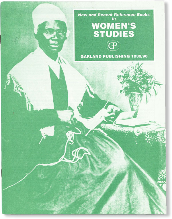 New and Recent Reference Books in Women's Studies [1989-90]. GARLAND PUBLISHING