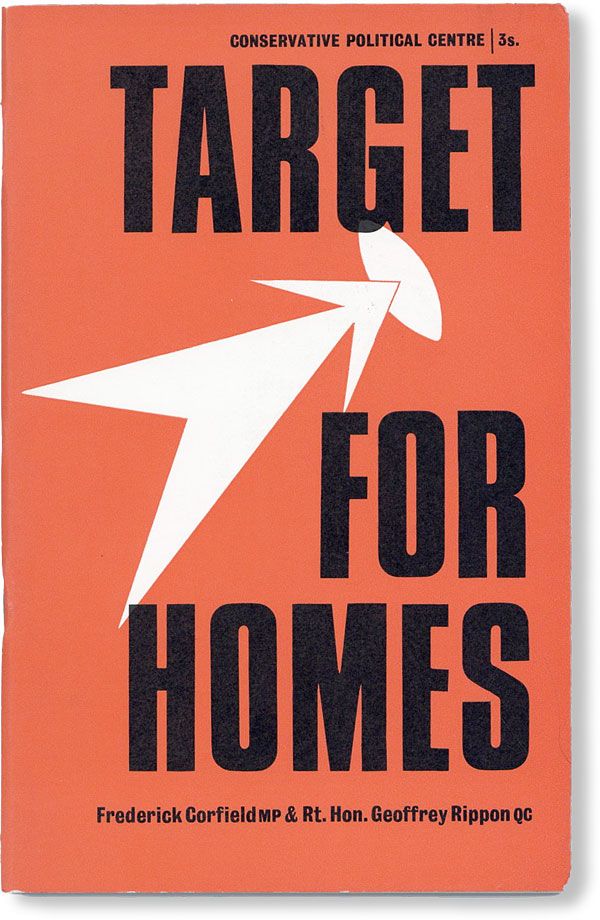 Target for Homes. Frederick CORFIELD, Geoffrey Rippon