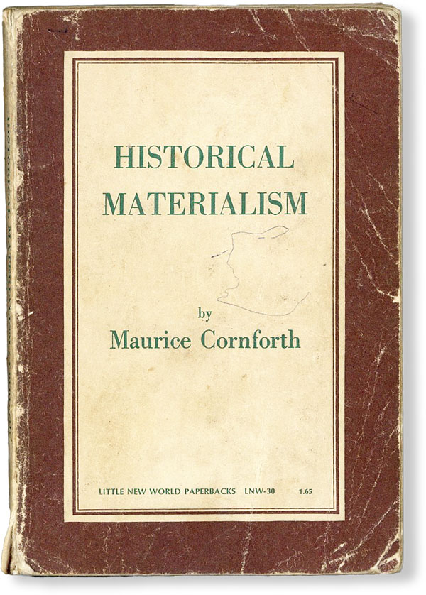 Historical Materialism. Maurice CORNFORTH