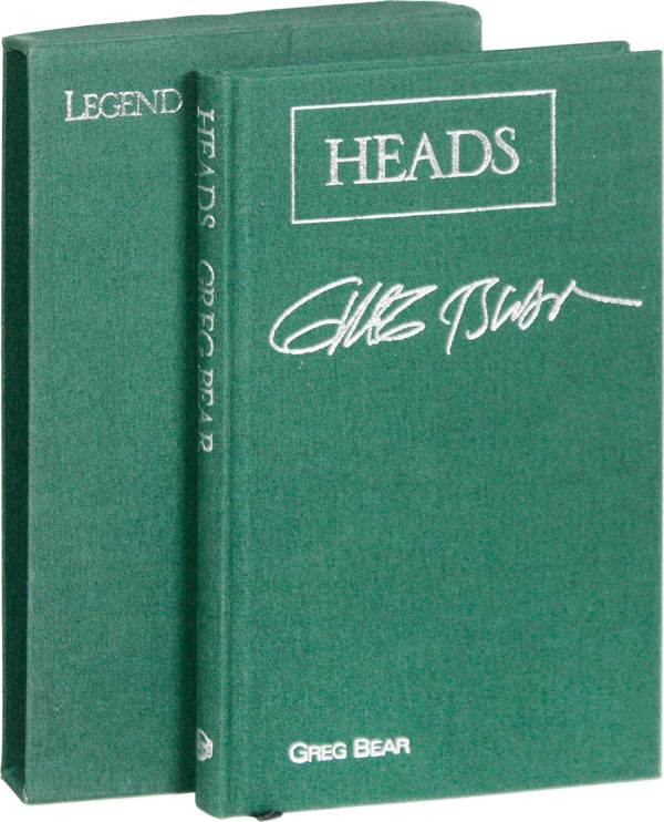 Heads [Signed, Limited]. Greg BEAR