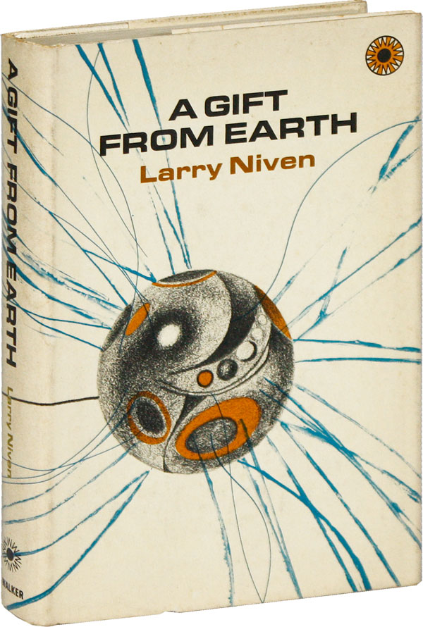 A Gift From Earth [Signed Bookplate Laid-in]. Larry NIVEN