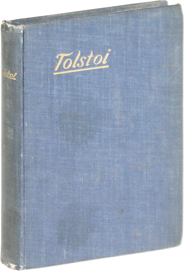 Tolstoi: A Man of Peace by Alice B. Stockham. The New Spirit by H. Havelock Ellis