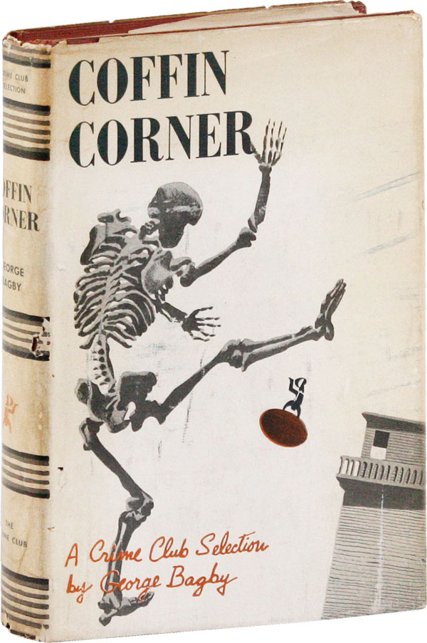 Coffin Corner. George BAGBY, pseud. Aaron Marc Stein