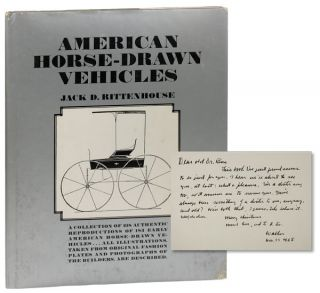 American Horse-Drawn Vehicles