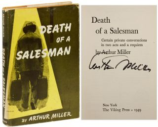Death of A Salesman. Certain private conversations in two acts and a requiem.