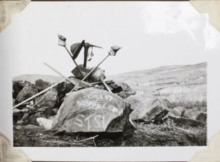 Photographic Album Documenting the Activities of Civilian Conservation Corps Co. 297, Kanona, NY and Heppner, OR