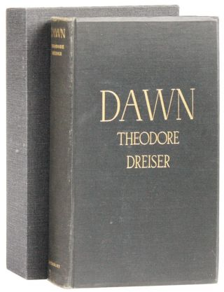 Dawn: A History of Myself [Limited Edition, Signed]