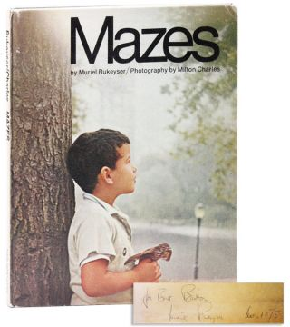 Mazes [Signed & Inscribed]
