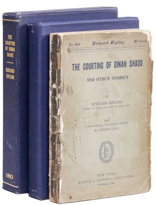 The Courting of Dinah Shadd and Other Stories