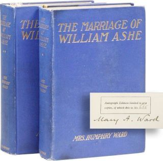 The Marriage of William Ashe [Limited Edition, Signed]