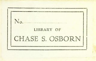 Men and Steel [Inscribed and Signed to Chase S. Osborn]