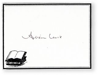 Imaginary Friends [Signed Bookplate Laid-in]