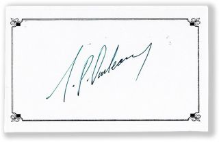 The Ginger Man [Signed bookplate laid-in]